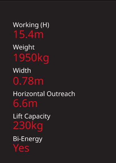 HINOWA 15.70