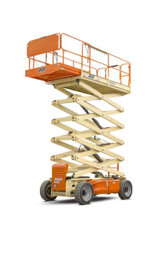 Scissor Lift Bi-Energy