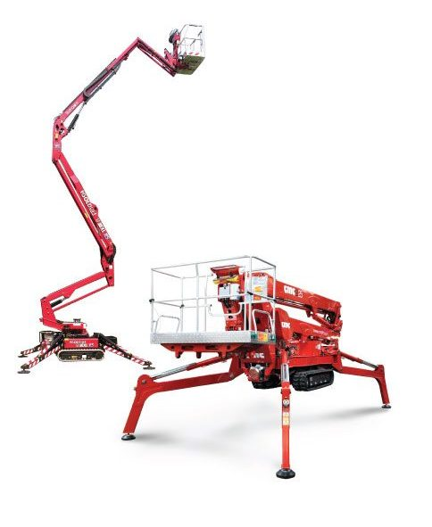 Tracked Spiderlift Specialists