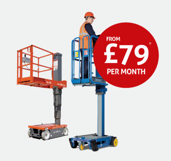 Contract Hire Access Platforms